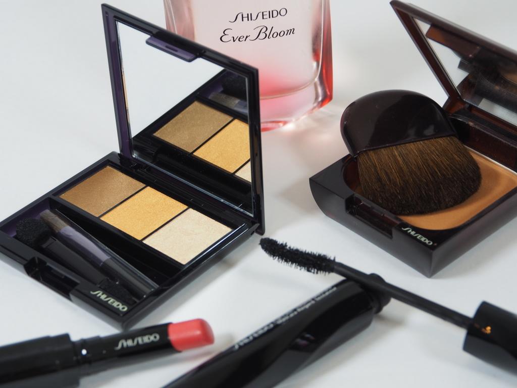 Farebné očné tiene od Shiseido – Luminizing Satin Eye Color Trio
