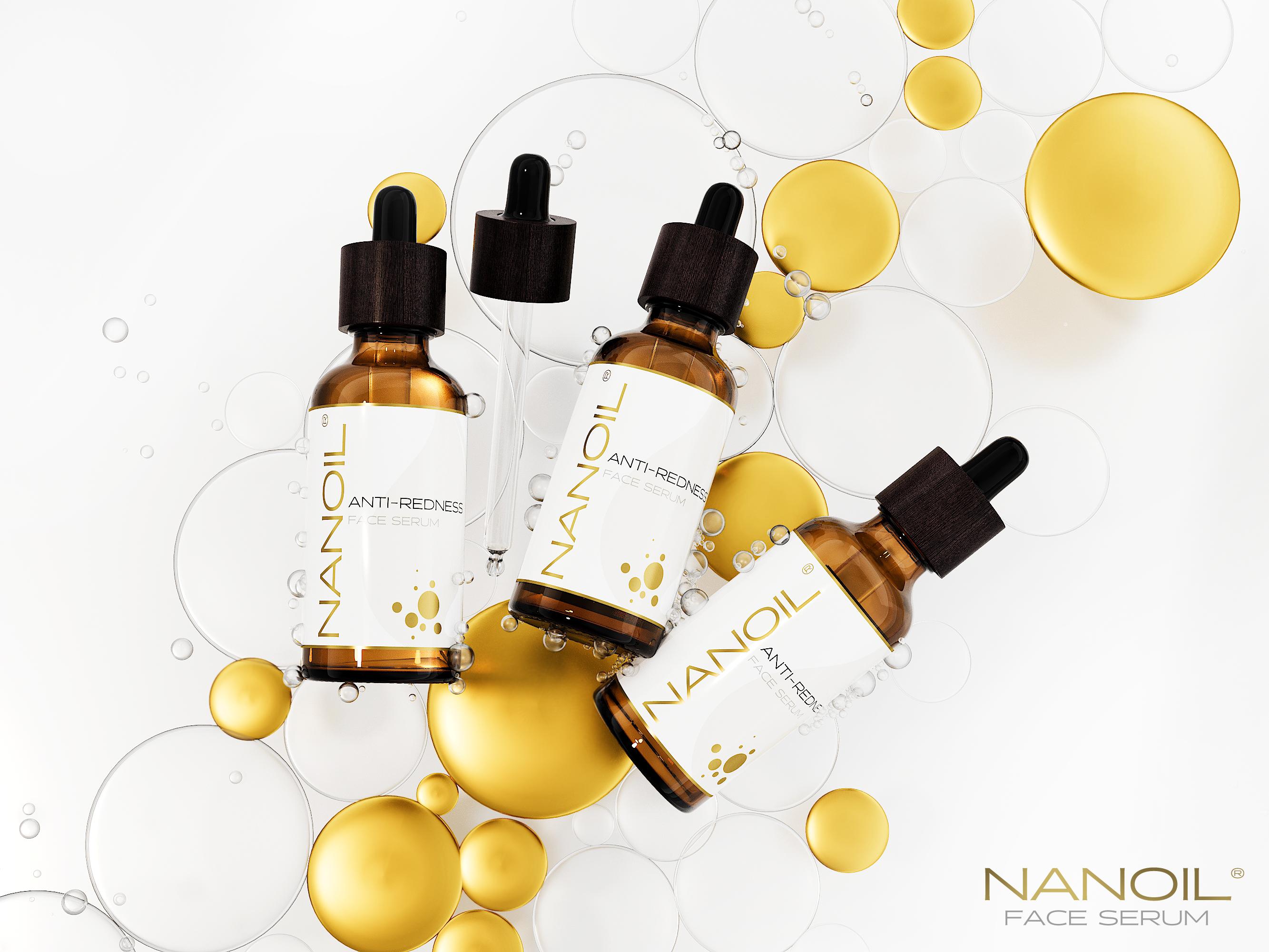 najlepšie produkty na akné rosaceu Nanoil