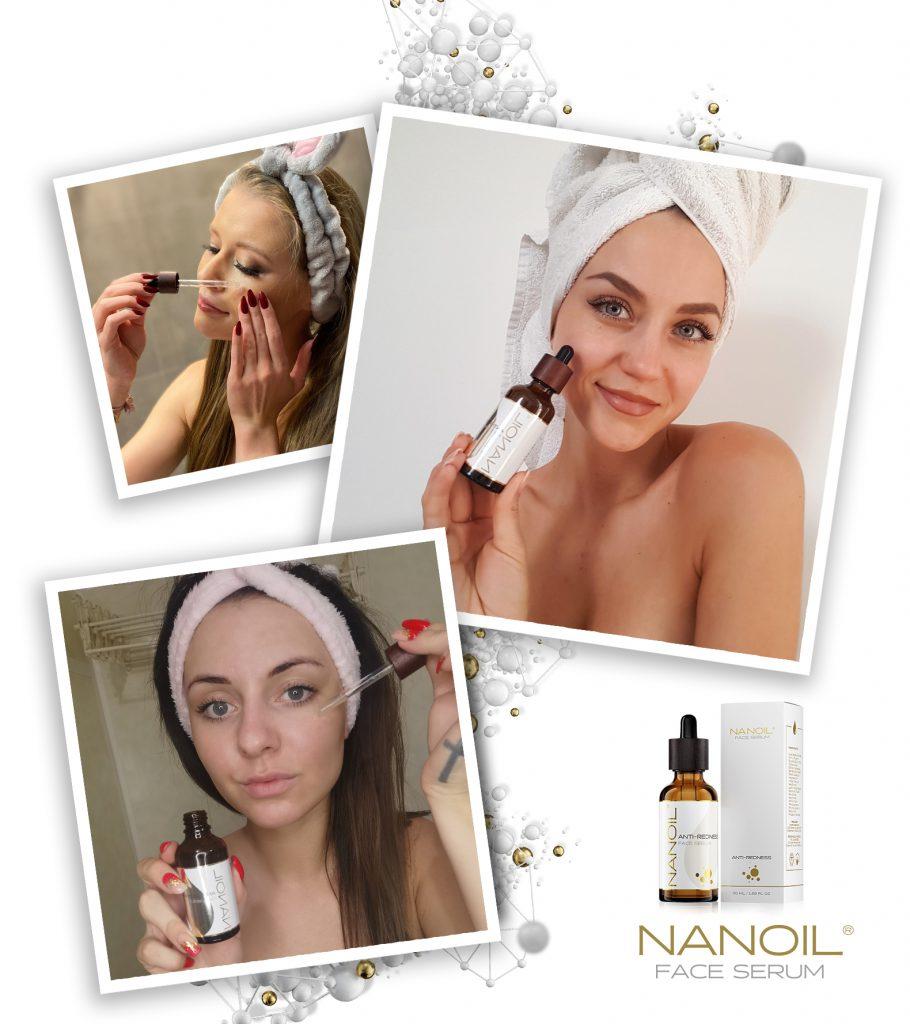 Nanoil najlepšie produkty na popraskané cievky na tvári